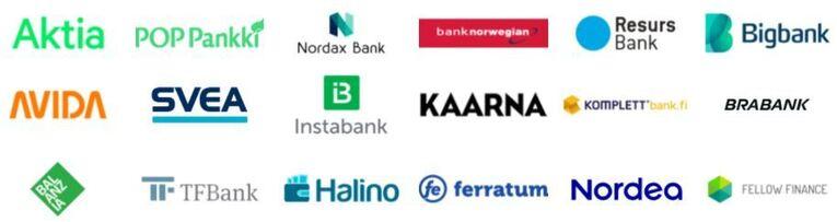 Autoluotto kilpailuttaa pankkeja