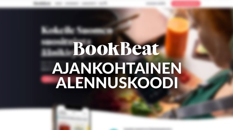 BookBeat koodi