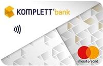 Komplett Bank Visa