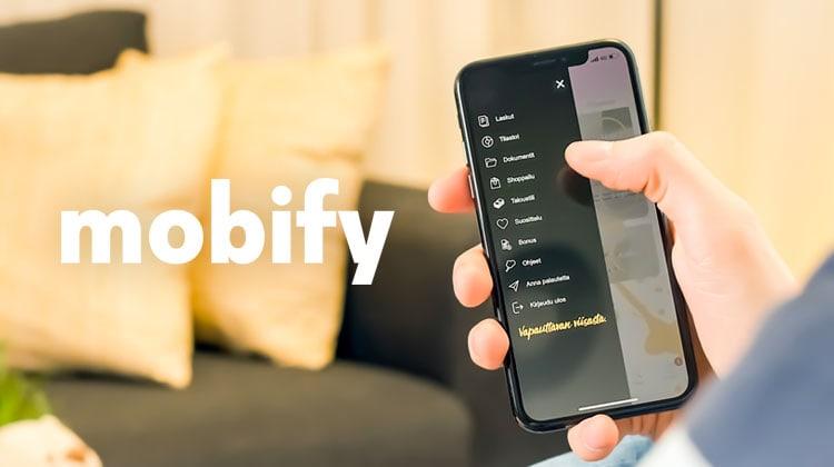 Mobify kokemuksia