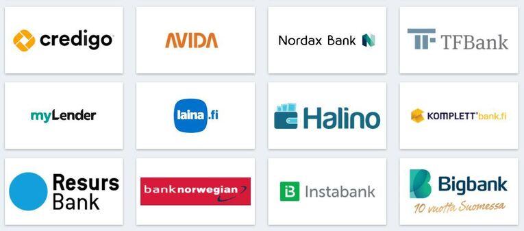 nordax bankin kilpailuttaminen