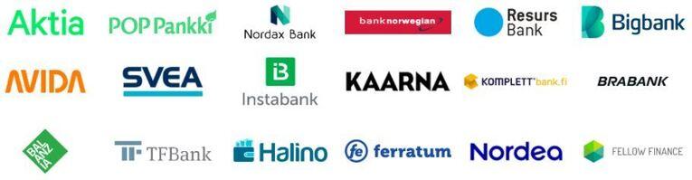 pankkeja joilta saa yhdistelylainaa
