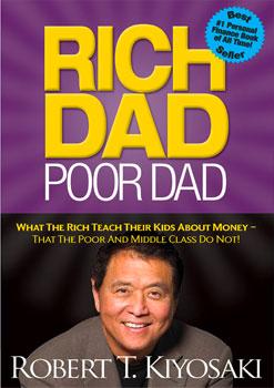 Rich Dad Poor Dad -kirja