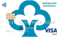 Säästöpankki Visa Credit