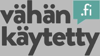 Vähänkäytetty.fi logo