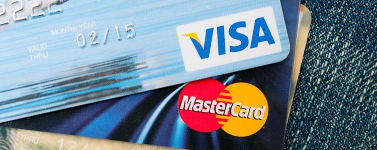 Visa vai MasterCard